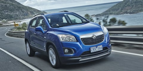 2015 Holden Trax Review : 1.4 turbo LTZ