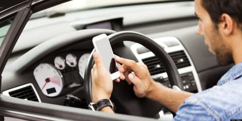 Increased mobile phone usage in cars not increasing crash rates, says Ford