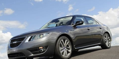 2011 SAAB 9-5 pics revealed