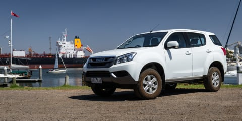2015 Isuzu MU-X recalled for fuel tank fix:: 12 vehicles affected