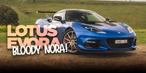 Lotus Evora GT430 review