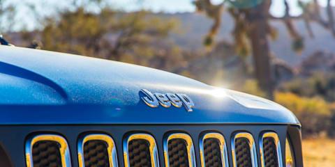 2016 Jeep New Cars