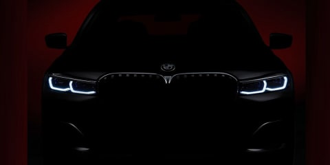 2019 BMW 7 Series facelift teased