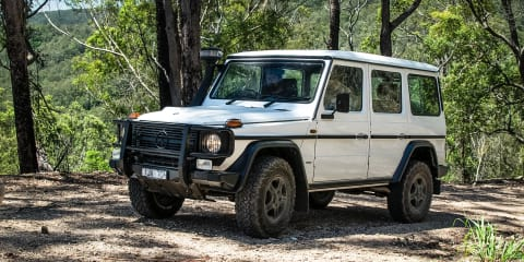 2011-18 Mercedes-Benz G-Class recalled
