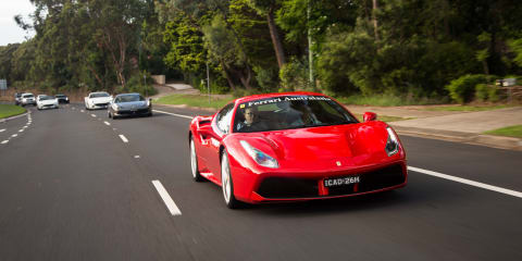 Ferrari and the road to Bathurst