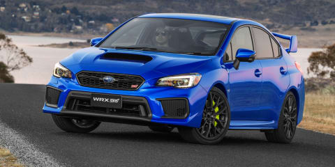 2018 Subaru WRX, WRX STI pricing and specs: Tweaked looks, more kit
