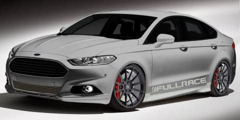 Ford Fusion: 298kW SEMA concept revealed