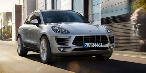 Porsche Macan: four-cylinder entry model revealed