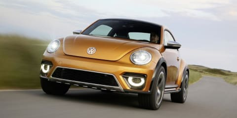 Volkswagen Beetle Dune approved for production – report
