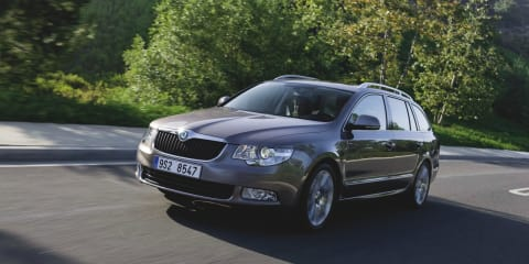 Skoda Superb Wagon Review