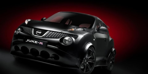 Nissan Juke-R concept: GT-R engine note unleashed