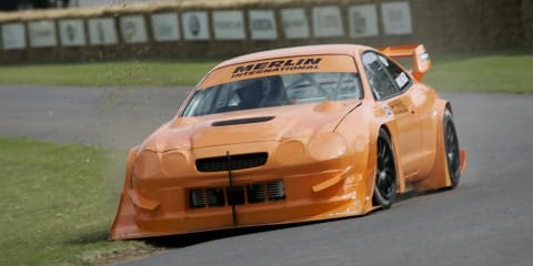 Toyota Celica beats F1 cars at Goodwood