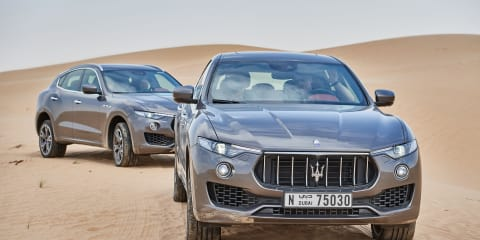 Maserati CEO sees future with second SUV, cold on autonomous driving