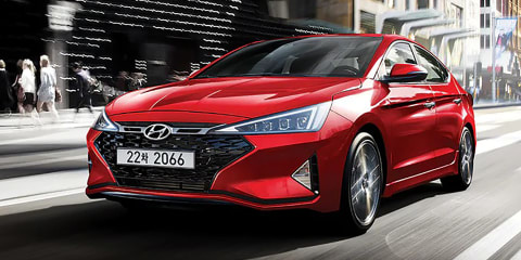 2019 Hyundai Elantra SR Turbo revealed