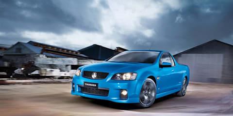 2011 Holden VE Series II Thunder Ute on sale in Australia