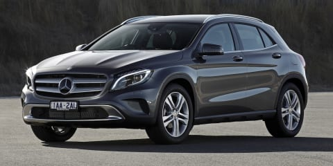 Mercedes-Benz to hunt luxury rivals with expanded SUV range