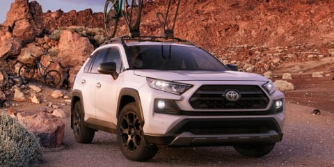 2020 Toyota RAV4 TRD Off-Road unveiled
