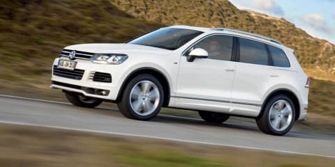 Volkswagen Touareg V8 TDI R-Line: pricing confirmed for flagship SUV
