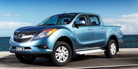 Mazda BT-50 safe despite rumours over future