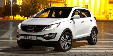 Kia Sportage Series II: price cuts, improved supply for Slovakian SUV