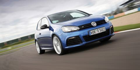 Volkswagen Golf R pricing leaked