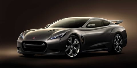 450kW Nissan GT-R hybrid rumoured for 2012
