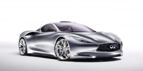 Infiniti gears up for Australian launch