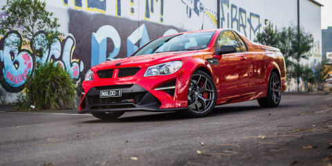 2017 HSV GTSR Maloo review