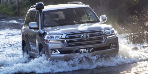 2019 Toyota LandCruiser 200 Series upgrades announced – UPDATE