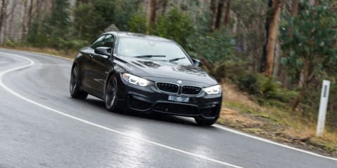 BMW M4 v Mercedes-Benz C63 AMG Edition 507 : Comparison review