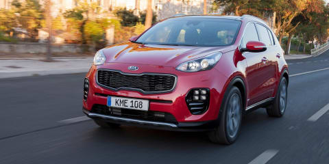 2016 Kia New Cars