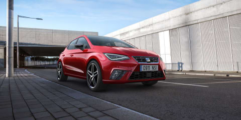 2017 Seat Ibiza revealed in Barcelona