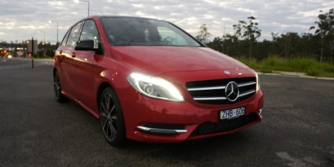 Mercedes-Benz B250 Review: Long-term report two