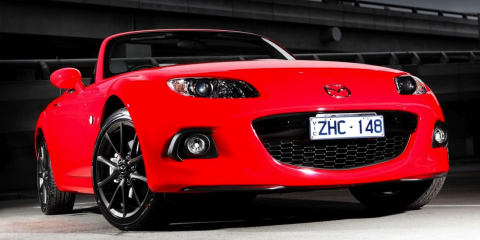 Mazda preparing diesel sports cars