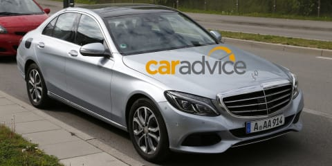 Mercedes-Benz C350 plug-in hybrid : Under consideration for Australia