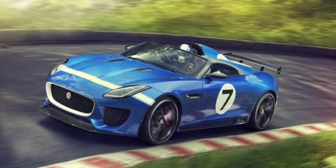 Jaguar Land Rover's SVO set to take on AMG, M and RS