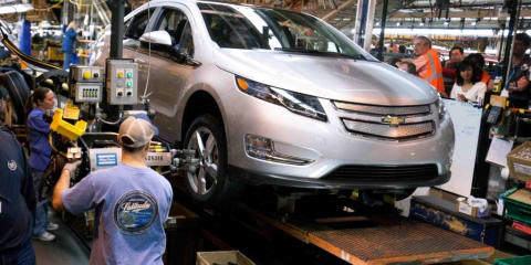 General Motors, Volkswagen overtake Toyota global sales