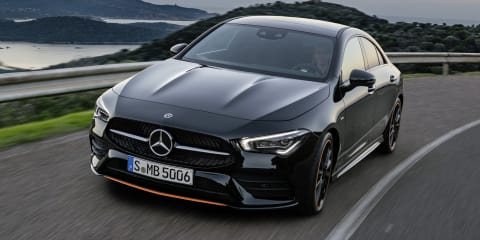 2019 Mercedes-Benz CLA revealed