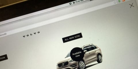 Volvo looks to online sales and digital-only marketing for all future models