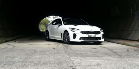 2017 Kia Stinger GT review
