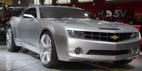 Chevrolet Camaro Sports Coupe