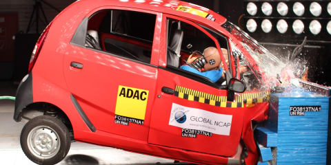 Global NCAP slams Indian small car safety following mass failure