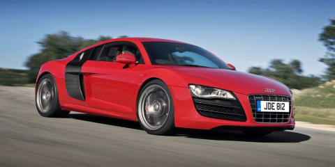 Audi R8 V10 wins 2010 World Performance Car