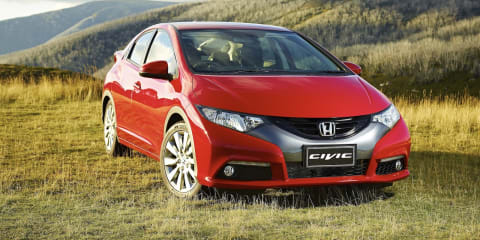 Honda Civic Hatch Diesel Review