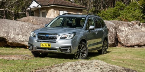 2016 Subaru Forester 2.5i-S Review