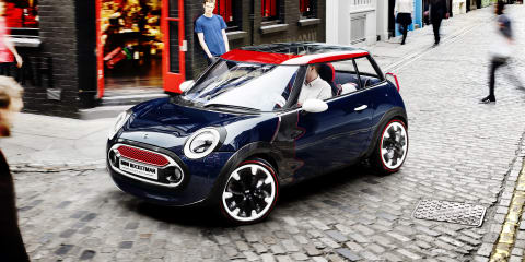 BMW, Toyota working together on a smaller, cheaper Mini model - report
