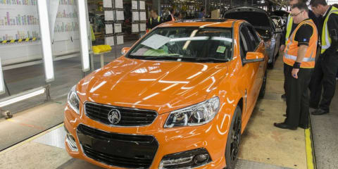 Holden confirms Australian manufacturing closure in 2017
