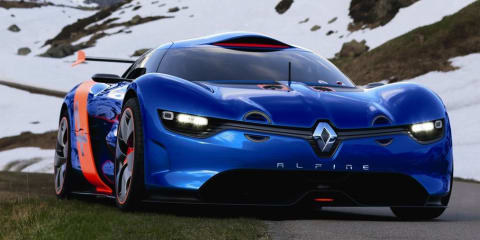 Renault Alpine to be 'no more hardcore than a Mazda MX-5': report