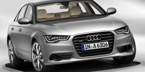 2012 Audi A6 Avant to debut next week