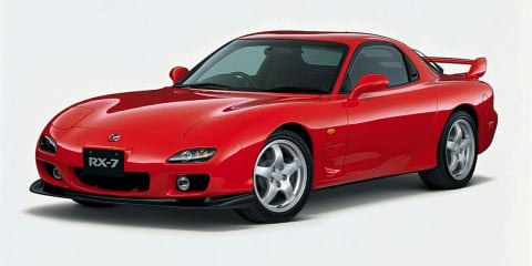 Mazda RX-7 expected in 2017